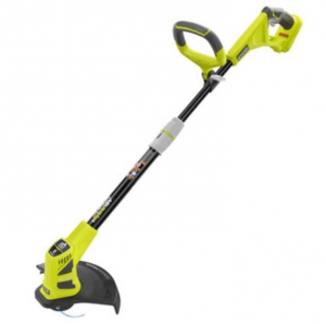 RYOBI P2210 One+ 18V Li-Ion Cordless Electric String Weed Grass Trimmer Edger