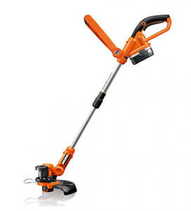 WORX WG152 10-Inch 18-Volt Ni-Cd Cordless Grass Trimmer