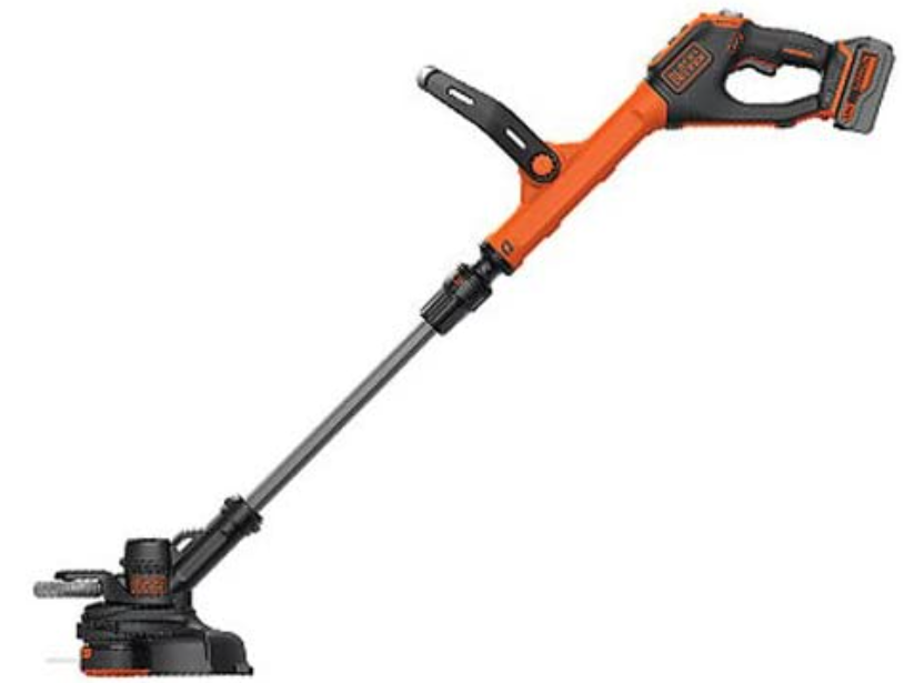 BLACK-DECKER LSTE523 Li-On String Trimmer