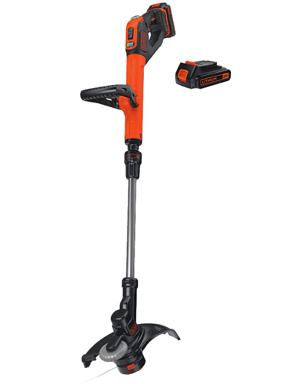 BLACK+DECKER LSTE525 20V MAX Lithium Easy Feed String Trimmer
