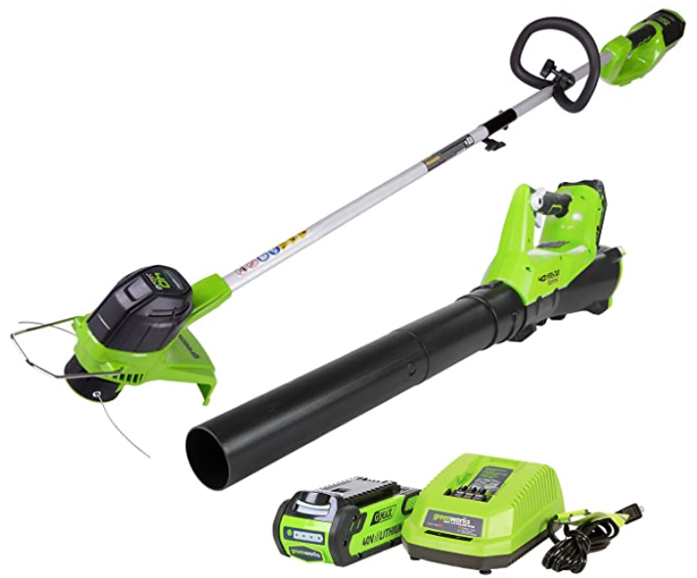 Greenworks G-MAX 40V Cordless String Trimmer